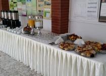 Impreza catering bufet slodki 60